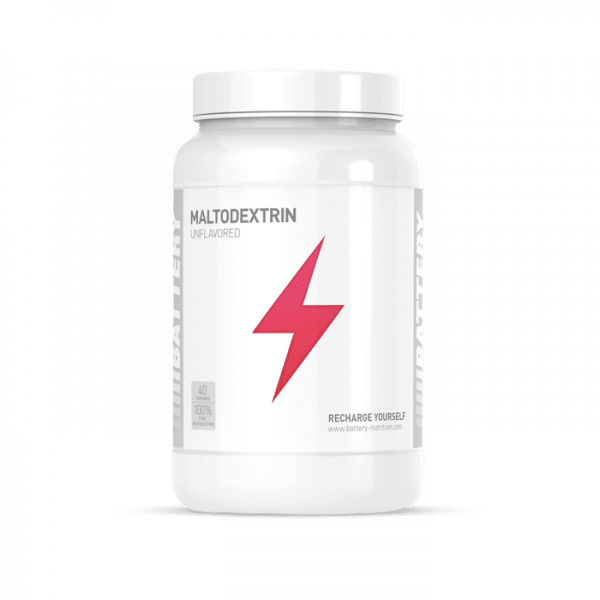 BATTERY MALTODEXTRIN, 2000g, Unflavored Gainers/Kohlenhydrate - MHD 31.03.2021