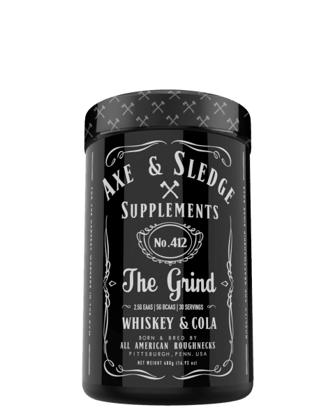 Axe & Sledge Supplements Grind 480g