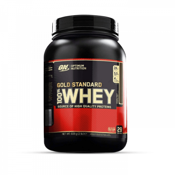 Optimum Nutrition Whey Gold 908g Proteine