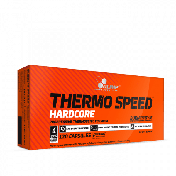 OLIMP Thermo Speed Hardcore Mega Capsules®, 120 Kapseln