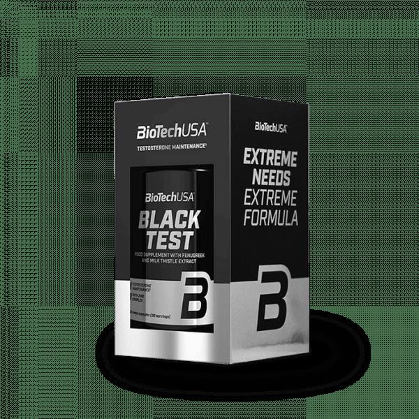BIOTECHUSA Black Test, 90 Kapseln TST Booster