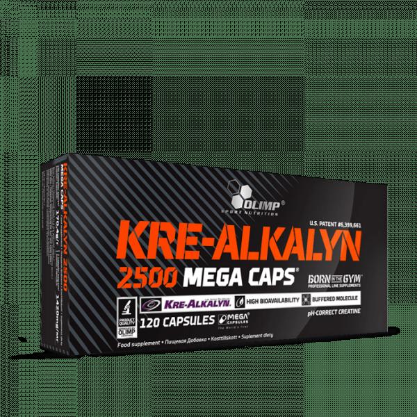 OLIMP Kre-Alkalyn 2500 Mega Caps® 120 Kapseln