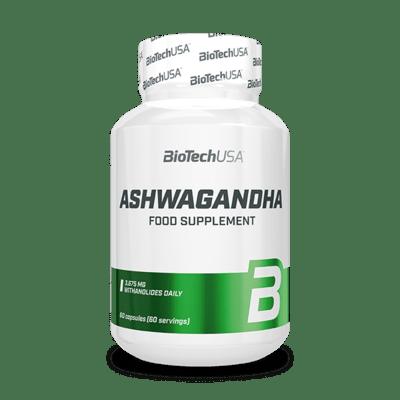 BIOTECHUSA Ashwagandha 60 Kapseln