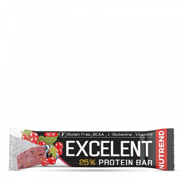 NUTREND EXCELENT PROTEIN BAR 18 x 85g Bars und Snacks