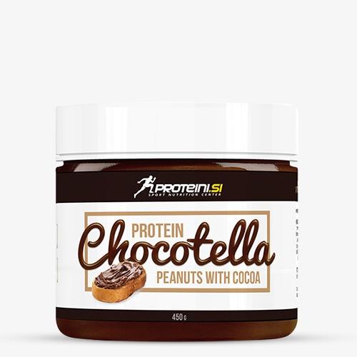 PROTEINI.SI Protein Chocotella, 450g