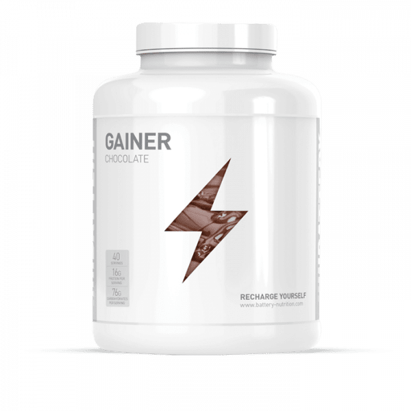 BATTERY GAINER 4000g Gainers/Kohlenhydrate