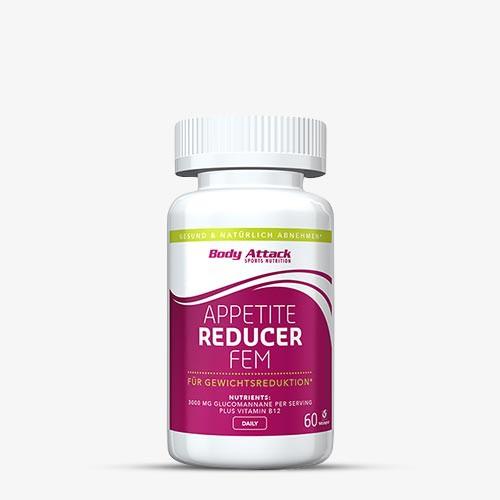 BODY ATTACK FEM Appetite Reducer 60 Kapseln Diät Produkte