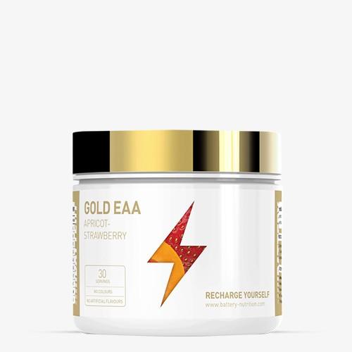 Battery Gold EAA 360g Aminos