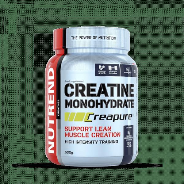 NUTREND Creatine Monohydrate Creapure 500g Kreatin