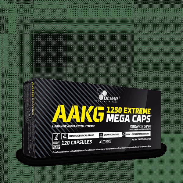 OLIMP AAKG 1250 Extreme Mega Caps® 120 Kapseln