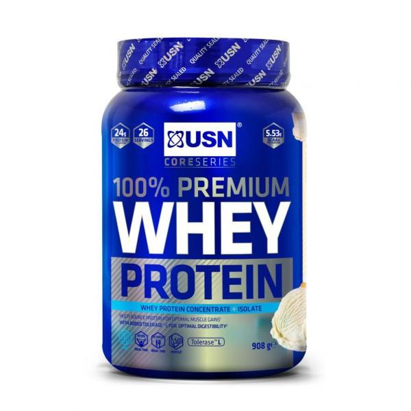 USN Premium Whey Protein 908g