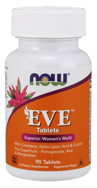 NOW FOODS - Eve 90 Multiple Vitamin 90 Tabletten