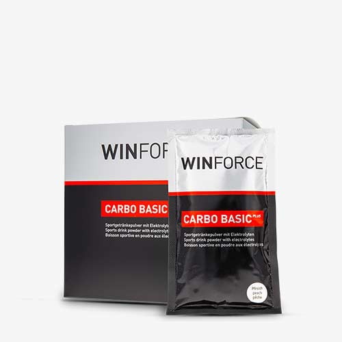 WINFORCE Carbo Basic Plus Box 10 x 60g