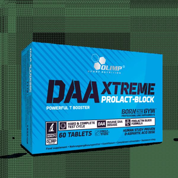 OLIMP DAA Xtreme PROLACT-BLOCK, 60 Tabletten