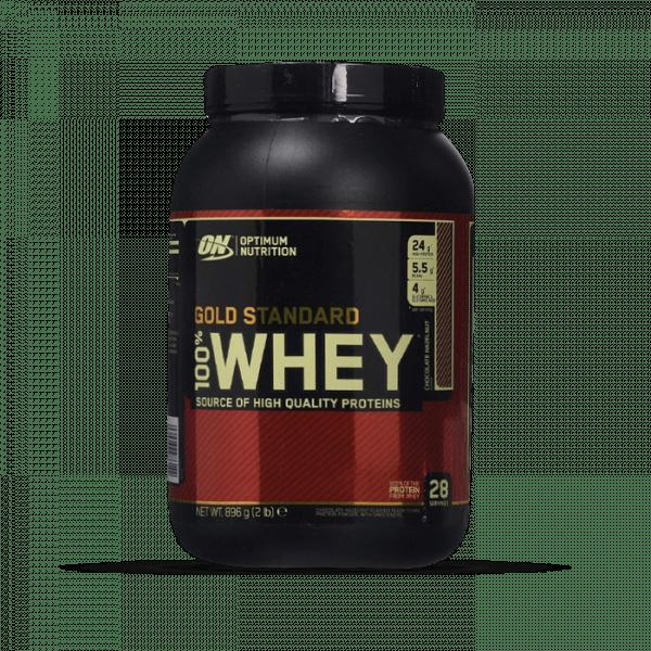 OPTIMUM NUTRITION 100% Whey Gold Standard 900g Proteine
