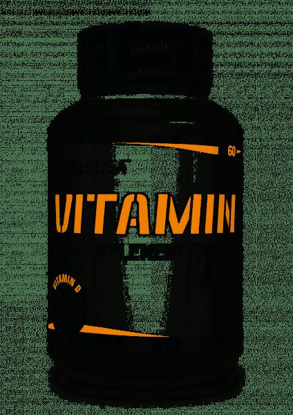 BioTechUSA Vitamin D3, 60 Tabletten