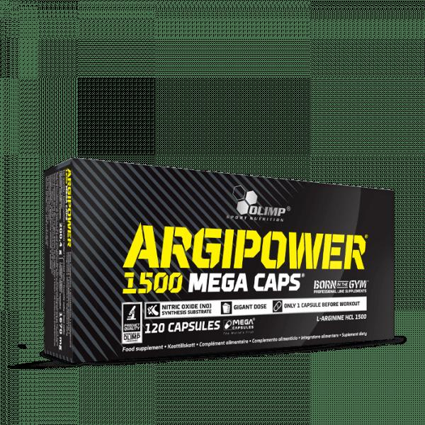 OLIMP Argi Power Mega Caps®, 120 Kapseln