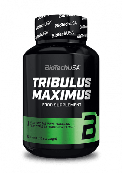 BioTechUSA Tribulus Maximus 1500 mg, 90 Tabletten TST Booster