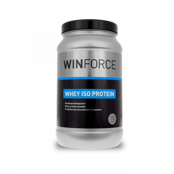 WINFORCE Whey Iso Protein Dose 700g