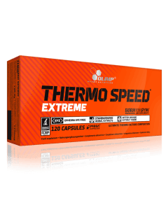 OLIMP Thermo Speed Extreme Mega Caps®, 120 Kapseln