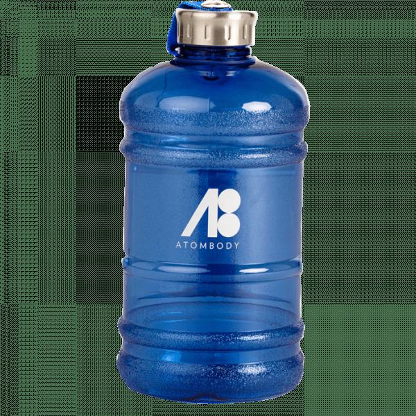 ATOMBODY WATER JUG 2200 ml, blue Trainingszubehör