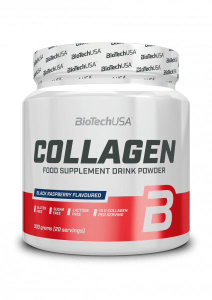 BioTechUSA Collagen, 300g