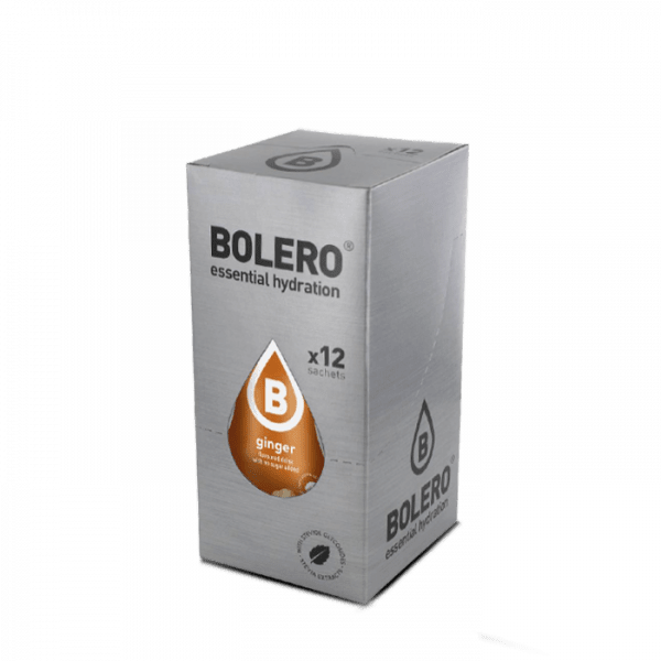 Bolero - Classic (12x9g) Ginger Drinks