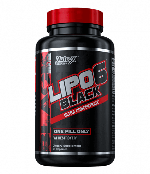 Nutrex Research - Lipo 6 Black Ultra Concentrate (60 Caps) Unflavored