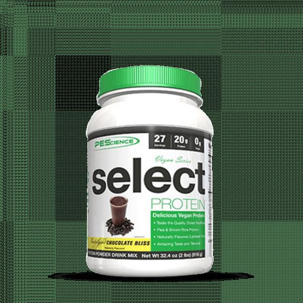 PES Select Vegan Protein, 908g Proteine
