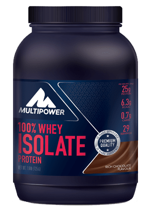 MULTIPOWER 100% Whey Isolate 725g