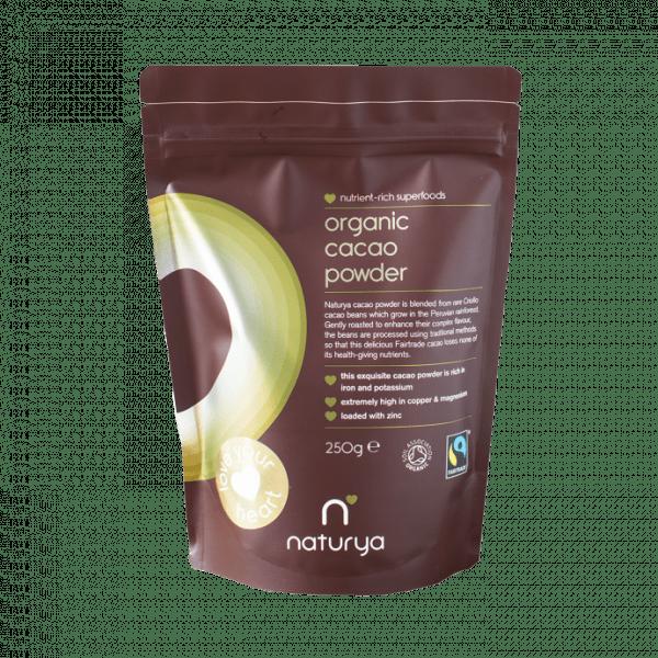 Naturya Superfoods - Cacao Powder, 250g