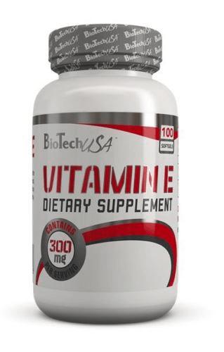 BioTechUSA Vitamin E 400, 100 Tabletten