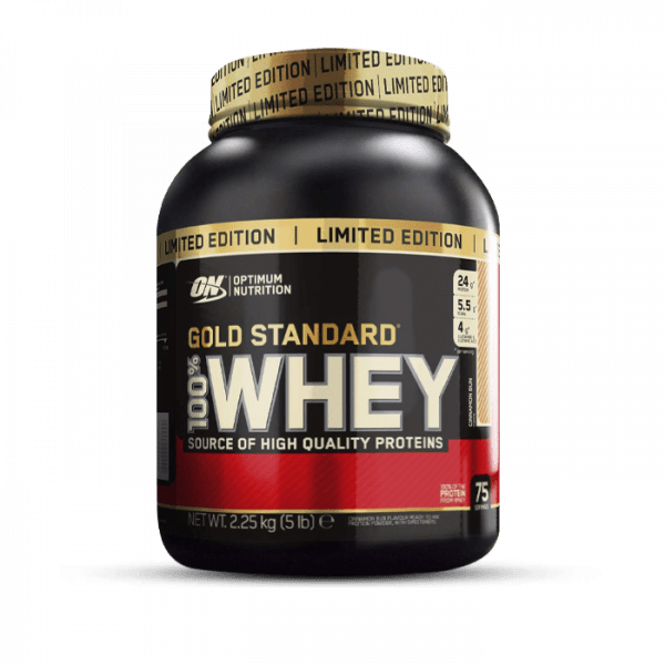 Optimum Nutrition Whey Gold 2272g Proteine