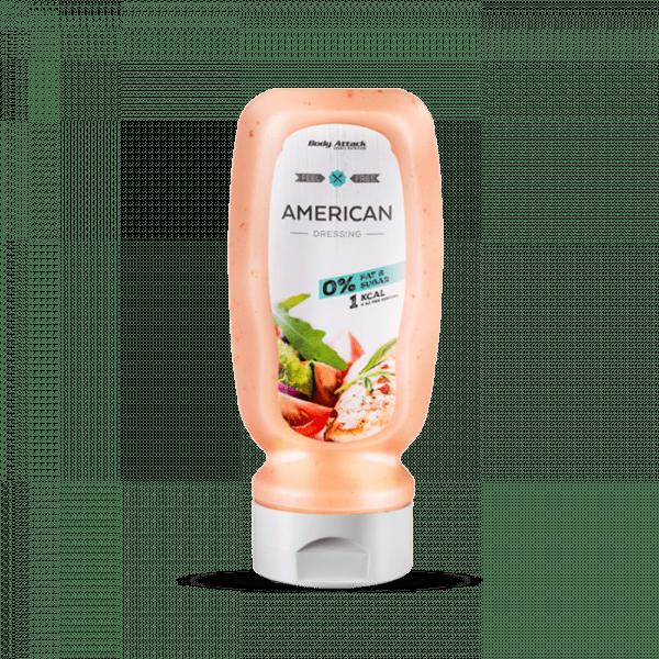 Body Attack Dressing American, 320ml Food