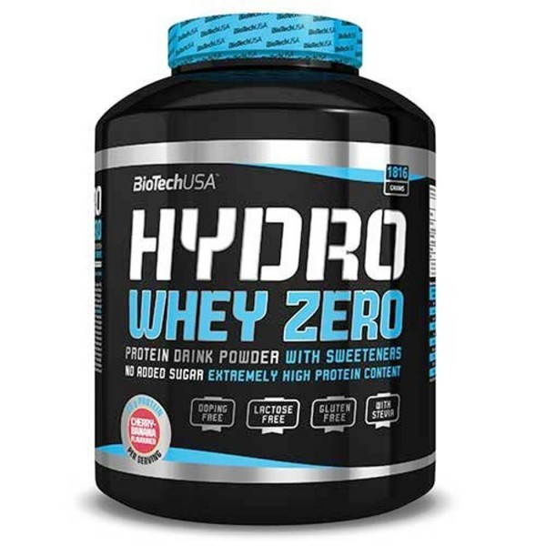 BioTechUSA Hydro Whey Zero 1816g Proteine