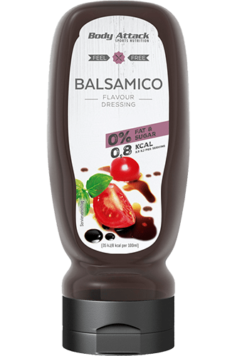 Body Attack Dressing Balsamico, 320ml