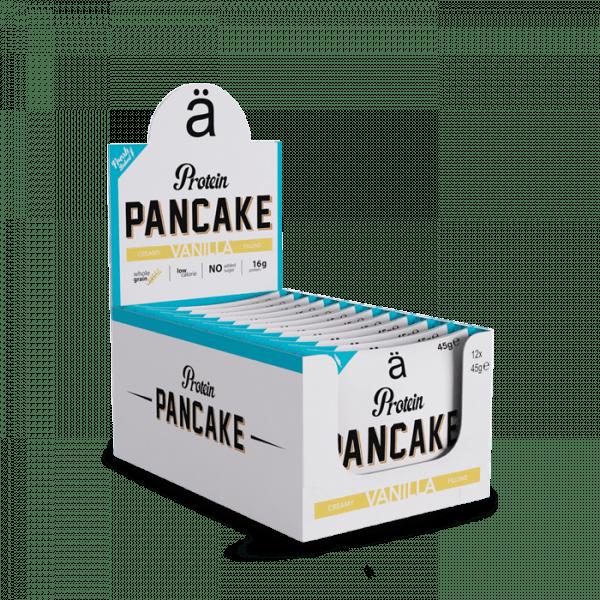 ä Protein Pancake, 12x45g, Vanilla