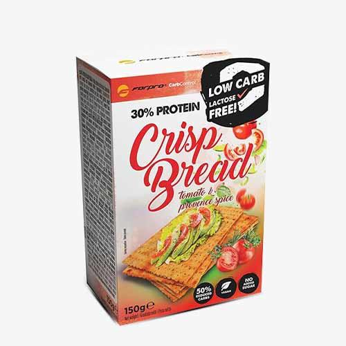 FORPRO 30% Protein Crisp Bread 150g