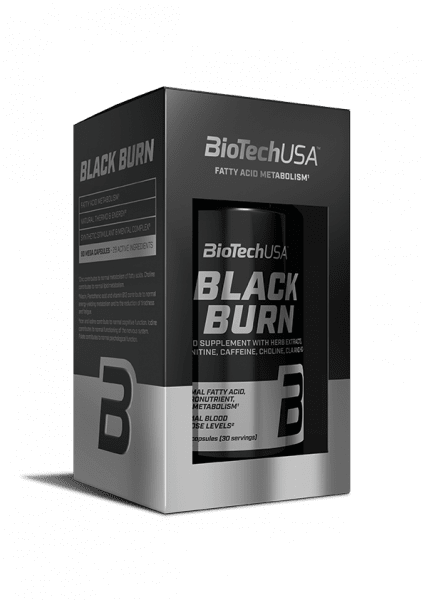 BioTechUSA Black Burn, 90 Kapseln