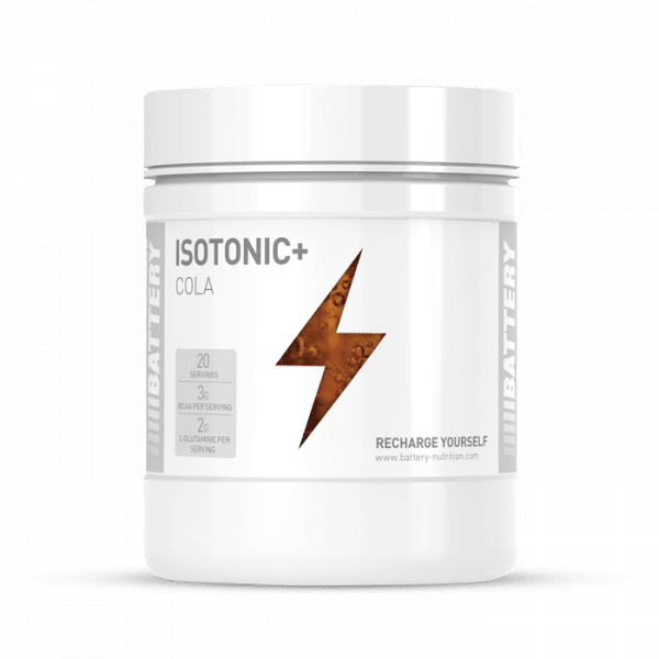 BATTERY ISOTONIC+ 660g Drinks