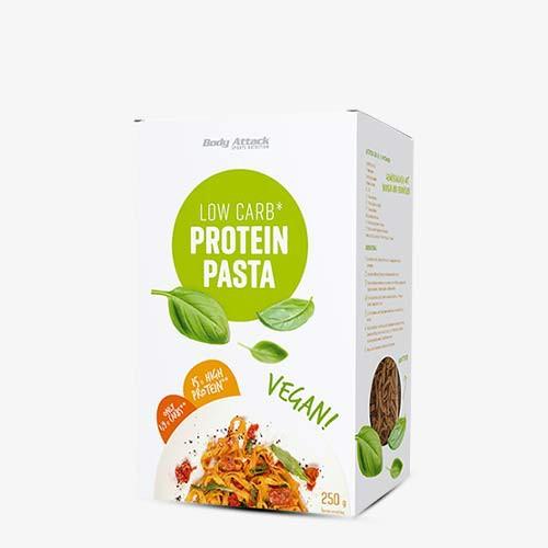 BODY ATTACK Low-Carb Protein-Pasta Vegan 250g Food