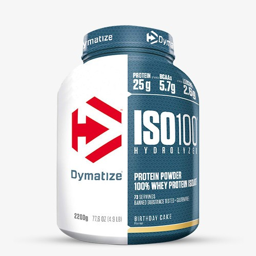 Dymatize - ISO 100 (2200g) Proteine