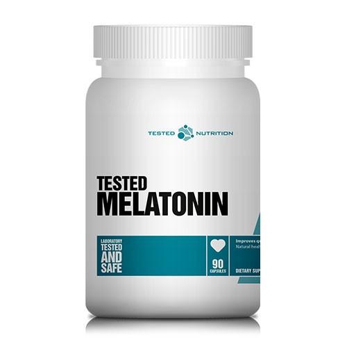 Tested Melatonin, 90 Kapseln