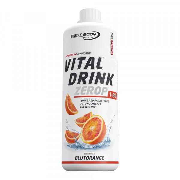 BEST BODY NUTRITION Vital Drink 1000ml