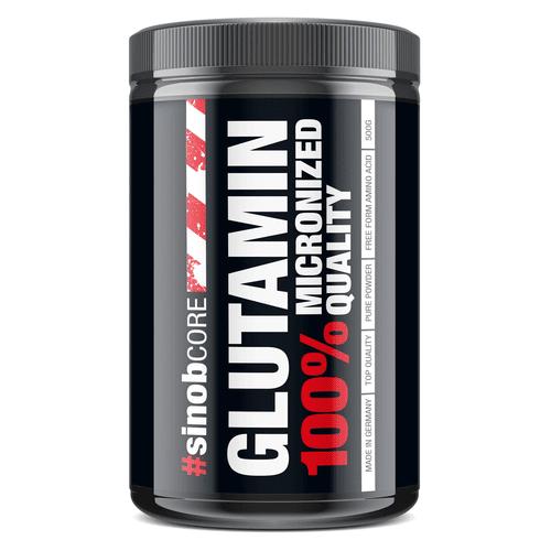 Sinob Core L-Glutamin, 500g