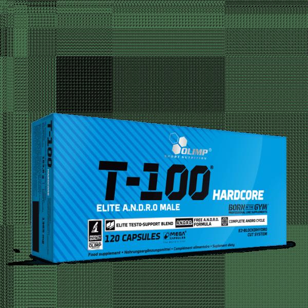 OLIMP T-100® Hardcore Mega Caps® 120 Kapseln