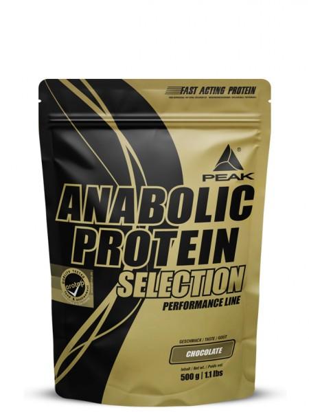Peak - Anabolic Protein Selection (500g) Proteine
