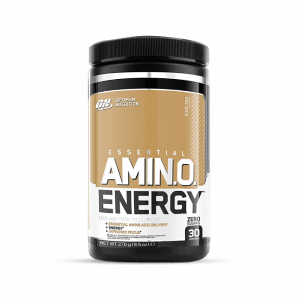 Optimum Nutrition Amino Energy, 270g, Iced Tea Aminos