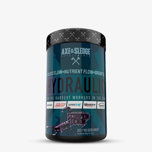 AXE & SLEDGE SUPPLEMENTS Hydraulic 400g