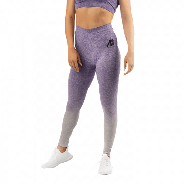 ATOMBODY Leggings, woman, purpel Sportbekleidung